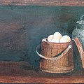 Milk And Eggs by Charles Roy Smith