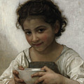 Milk Soup by William-Adolphe Bouguereau