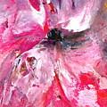 Milkwood Pinwheel Abstract by Alexis Bonavitacola