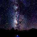 Milky Way 9962 by Deidre Elzer-Lento