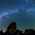 Milky Way At Phyrgia by Okan YILMAZ