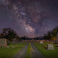 Milky Way Cemetery by Michael Ver Sprill