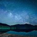 Milky Way Morning by Dakota Light Photography By Dakota