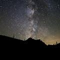Milky Way Over Mcgown Peak by Nolan Nitschke
