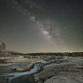 Milky Way Over The Texas Hill Country 2 by Rob Greebon