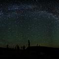 Milky Way Panorama by Scott Law
