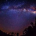 Milky Way Splendor by Vishwanath Bhat