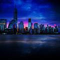 Milkyway Over Manhattan by Jim DeLillo