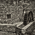 Mill Creek Water Wheel by Bill Cannon