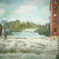 Mill Dam by Joseph Sandora Jr