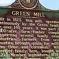 Mill Description by Charles Miller