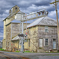 Mill On Reid Road by Pat Goodwin
