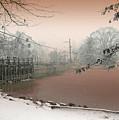 Mill Pond Snow by Ericka O'Rourke