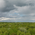 Mille Lacs Tower View 1 by John Brueske