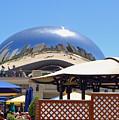 Millenium Park - Slice Of Chicago by Suzanne Gaff