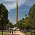 Millennium Monument by Louise Heusinkveld