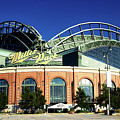 Miller Park - Milwaukee Wisconsin by Mountain Dreams