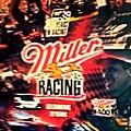 Miller Racing Sign 25th Year by Debra Lynch