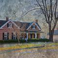 Miller-seabaugh House  by Larry Braun