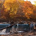 Miller's Dam by Jeff Phillippi