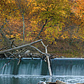 Miller's Dam Pano by Jeff Phillippi