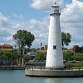 Milliken State Park Lighthouse by Ann Horn