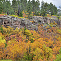 Million Dollar Highway Fall Color by Ray Mathis