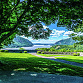 Million Dollar View From West Point Military Academy by William Rogers