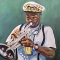 Milton Baptiste by Beverly Boulet
