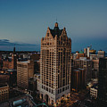Milwaukee Aerial. by Khotic H
