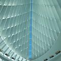 Milwaukee Art Museum Interior by Anita Burgermeister