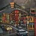 Milwaukee's Historic Third Ward by Tom Shropshire