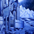 Minas Tirith by Curtiss Shaffer