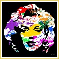 Mind Altering Marilyn by Spencer McKain
