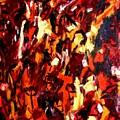 Mind Commotion  by Fareeha Khawaja