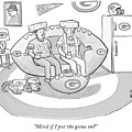 Mind If I Put The Game On by Paul Noth