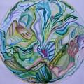 Mind Mandala by Suzanne Udell Levinger