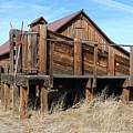 Minden Barn 17 by Lydia Miller
