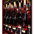 Miner Pink Sparkling Wine by Joan  Minchak