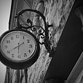 Mineral Wells Texas Time by Jost Houk