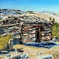 Miner's Cabin by Dan Bozich