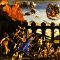 Minerva Chasing The Vices From The Garden Of Virtue 1502 by Mantegna Andrea