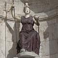 Minerva - Roma by Fabrizio Ruggeri