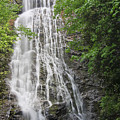 Mingo Falls In The Spring by Jill Lang