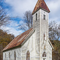 Mingo Methodist Church by Andy Crawford