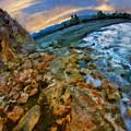 Mini Mono Lake Mountain  by Blake Richards