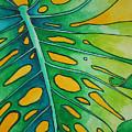 Mini Tropicals 2 by Helen Weston
