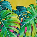 Mini Tropicals 3 by Helen Weston