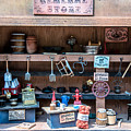 Miniature General Store by Sherman Perry