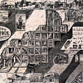 Mining On The Comstock, Cutaway by Everett